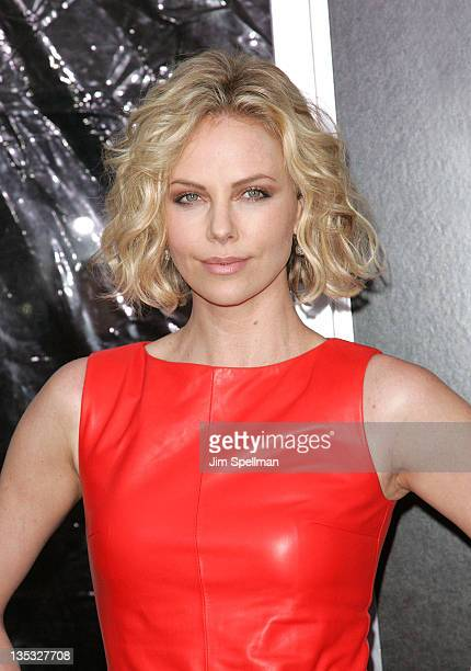 Actress Charlize Theron attends the 'Young Adult' world premiere at the Ziegfeld Theatre on December 8 2011 in New York City