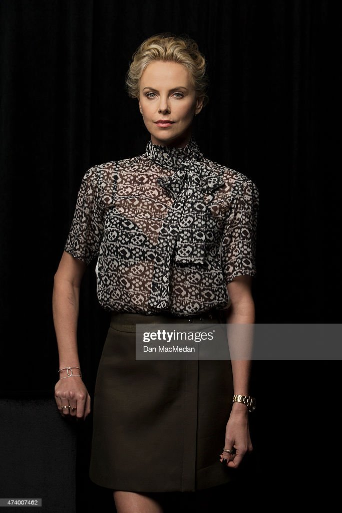 Charlize Theron, USA Today, May 15, 2015