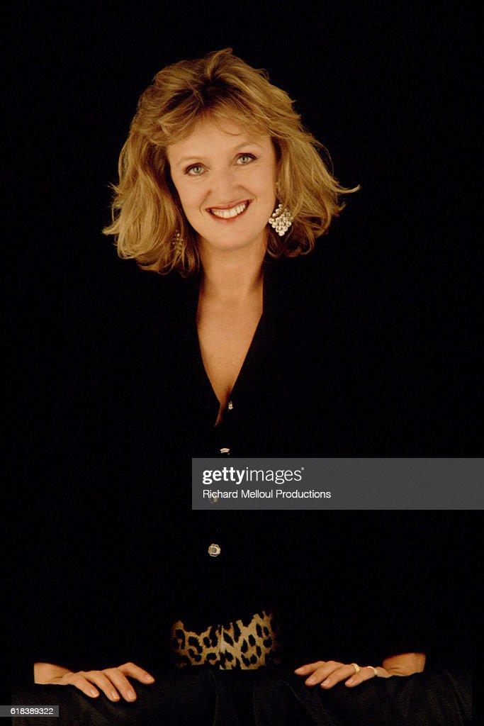 Actress Charlotte de Turckheim : Photo d'actualité