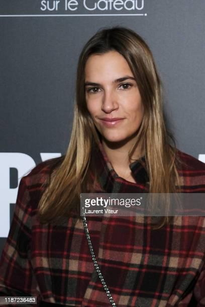 Actress Charlotte Gabris attends the Pygmalionnes premiere at Forum des Images on November 12 2019 in Paris France