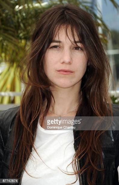 Actress Charlotte Gainsbourg attends the 'Antichrist' photo call at the Palais des Festivals during the 62nd Annual Cannes Film Festival on May 18...