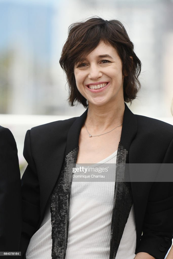Actress Charlotte Gainsbourg attends the 'Ismael's Ghosts (Les Fantomes d'Ismael)' photocall during the 70th annual Cannes Film Festival at Palais des Festivals on May 17, 2017 in Cannes, France.
