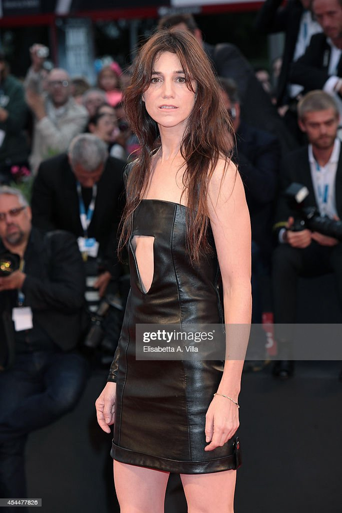 Actress Charlotte Gainsbourg attends the 'Nymphomaniac: Volume 2 - Directors Cut' Premiere during the 71st Venice Film Festival on September 1, 2014 in Venice, Italy.
