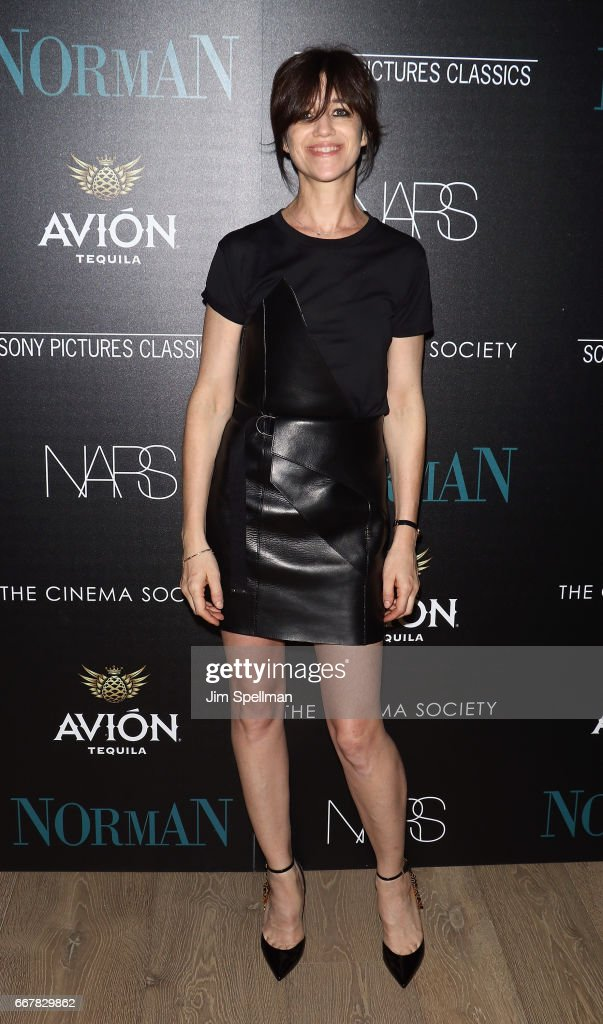 "The Cinema Society With NARS & AVION Host A Screening Of Sony Pictures Classics' ""Norman"" - Arrivals"