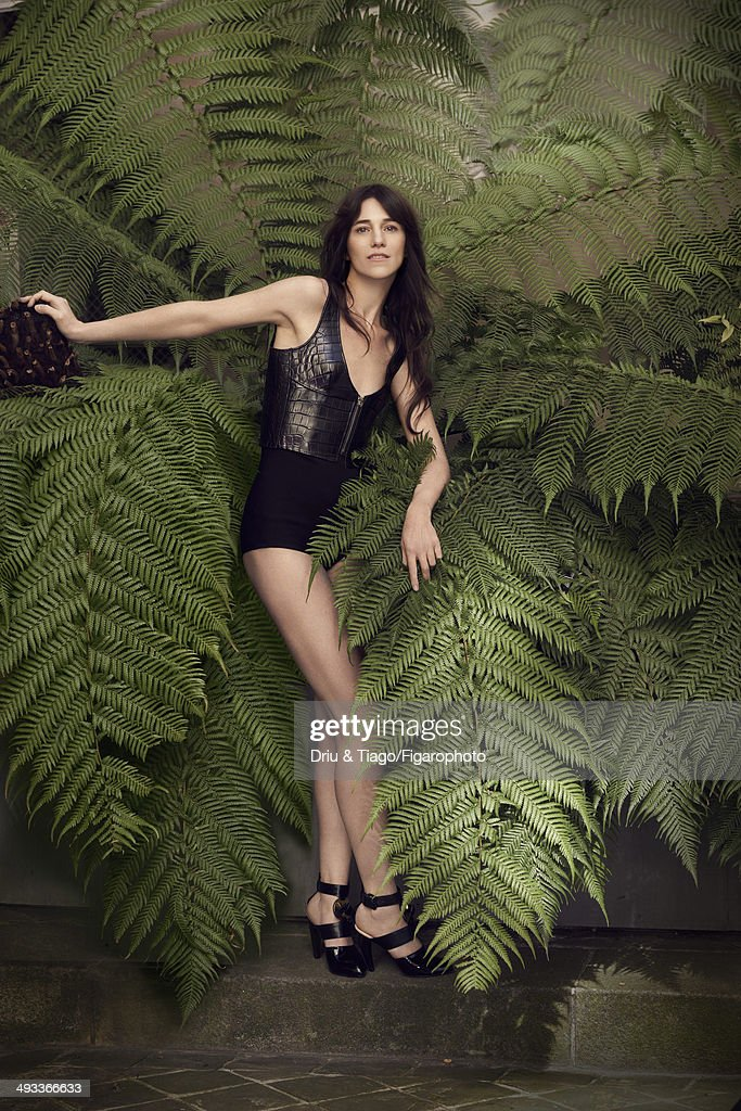 Charlotte Gainsbourg, Madame Figaro, May 16, 2014
