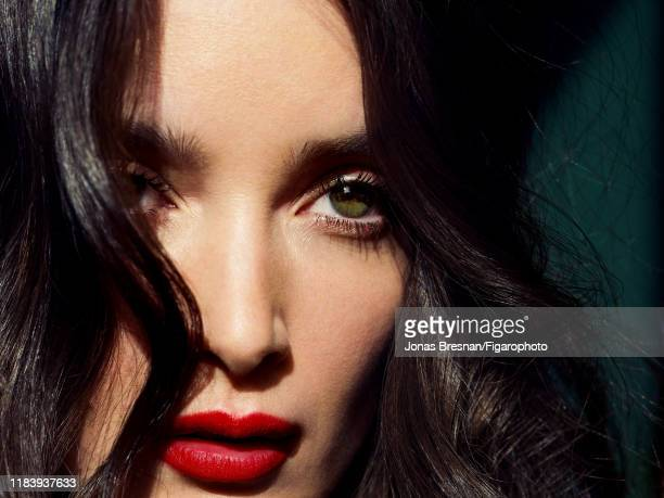Actress Charlotte Le Bon is photographed for Madame Figaro on April 6 2018 in Paris France Makeup by Dior PUBLISHED IMAGE CREDIT MUST READ Jonas...