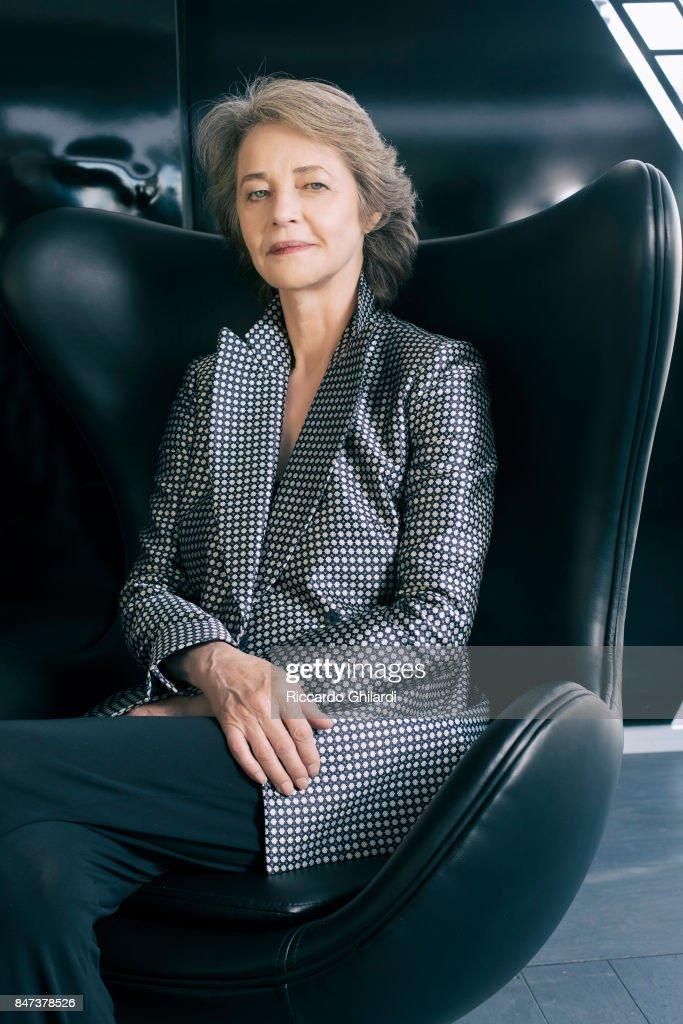 Charlotte Rampling, 2017 Venice Film Festival, Self Assignment, September 2017 : News Photo