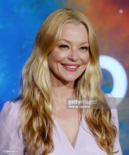"""Actress Charlotte Ross arrives at National Geographic's """"Cosmos: Possible Worlds"""" Los Angeles Premiere at Royce Hall, UCLA on February 26, 2020 in..."""