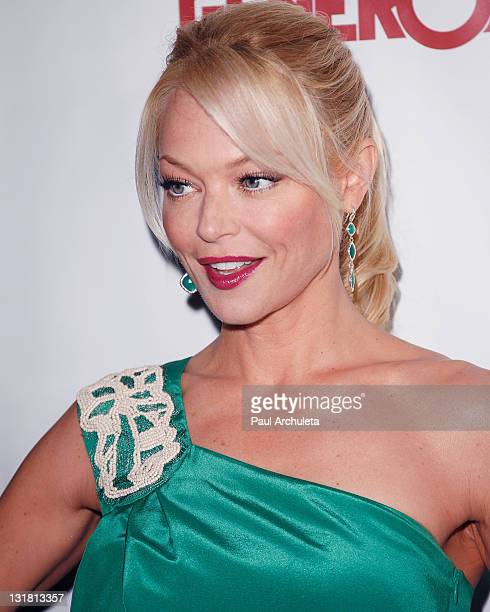Actress Charlotte Ross arrives at the Generosity Water's 3rd annual Night Of Generosity benefit on March 18 2011 in Beverly Hills California