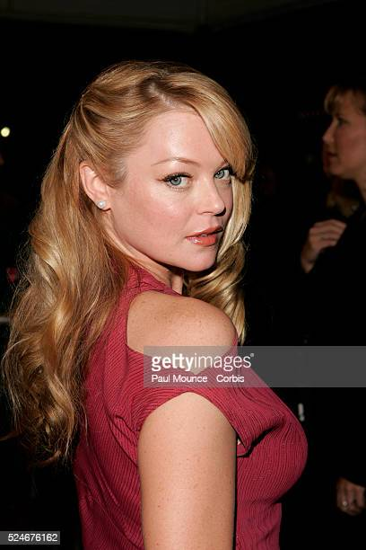 Actress Charlotte Ross arrives at the Kinsey Los Angeles Premiere held at Mann's Village theatre