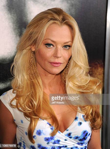 Actress Charlotte Ross arrives at the Los Angeles Premiere of The Rite held at Grauman's Chinese Theatre on January 26 2011 in Hollywood California