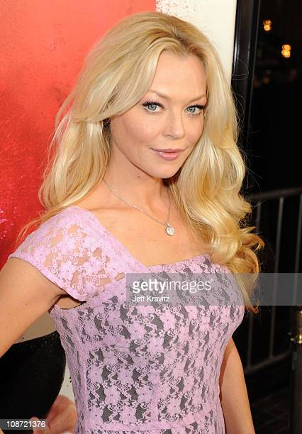 Actress Charlotte Ross arrives at the Los Angeles premiere of Waiting for Forever held at Pacific Theaters at the Grove on February 1 2011 in Los...