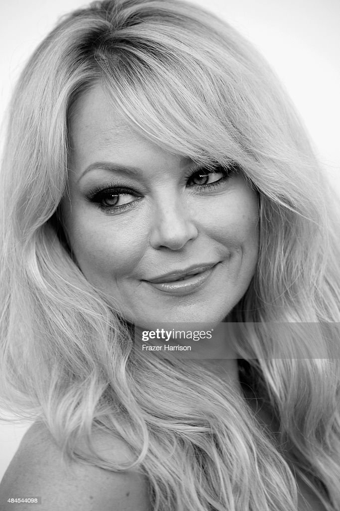 .Actress Charlotte Ross arrives at the Premiere Of Lionsgate Premiere's 'She's Funny That Way' at Harmony Gold on August 19, 2015 in Los Angeles, California.