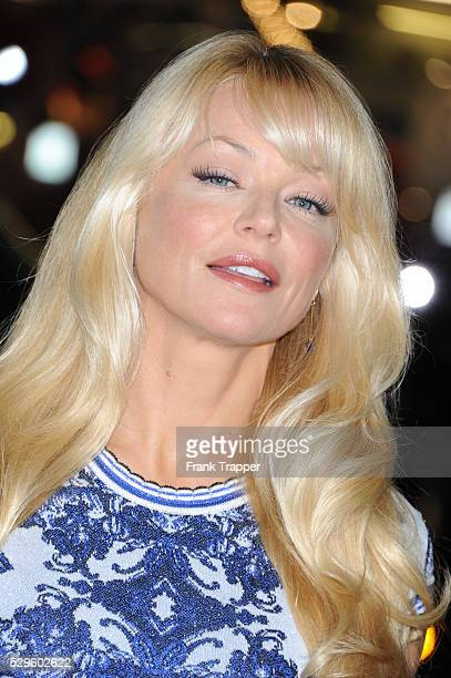 Actress Charlotte Ross arrives at the premiere of Safe Haven held at Grauman's Chinese Theater