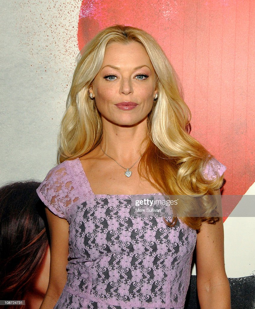 Actress Charlotte Ross arrives for the Los Angeles premiere of 'Waiting For Forever' at The Grove on February 1, 2011 in Los Angeles, California.