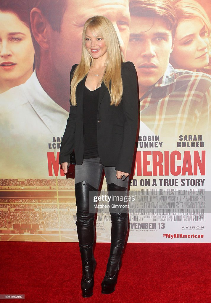 "Premiere Of Clarius Entertainment's ""My All American"" - Arrivals : News Photo"