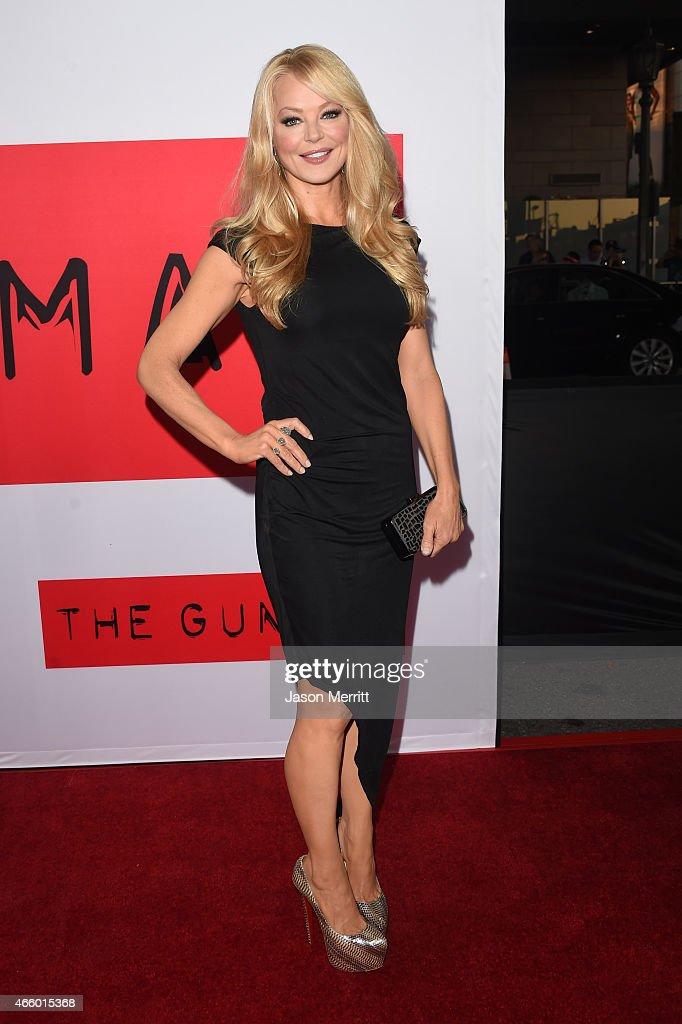 "Premiere Of Open Road Films' ""The Gunman"" - Arrivals"