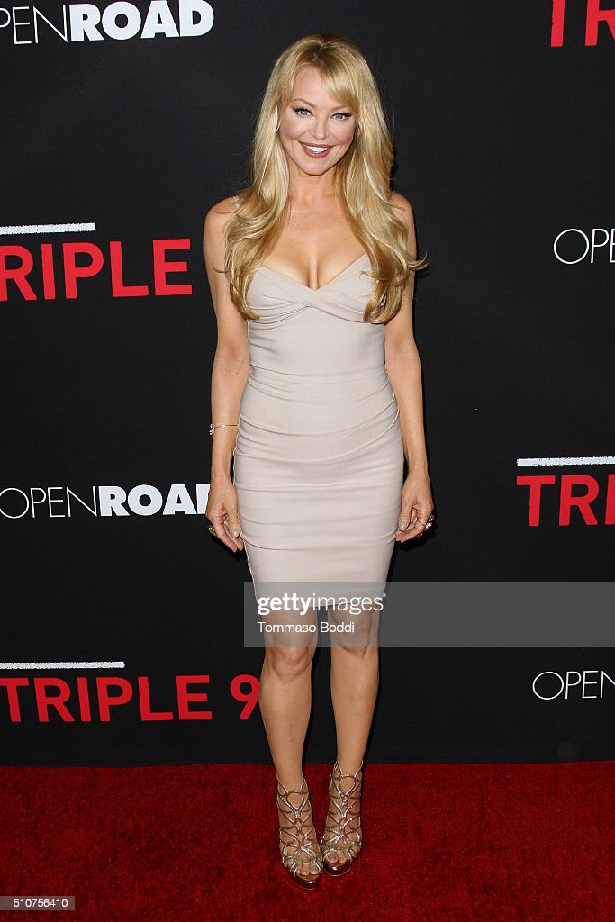 "Premiere Of Open Road's ""Triple 9"" - Arrivals : News Photo"