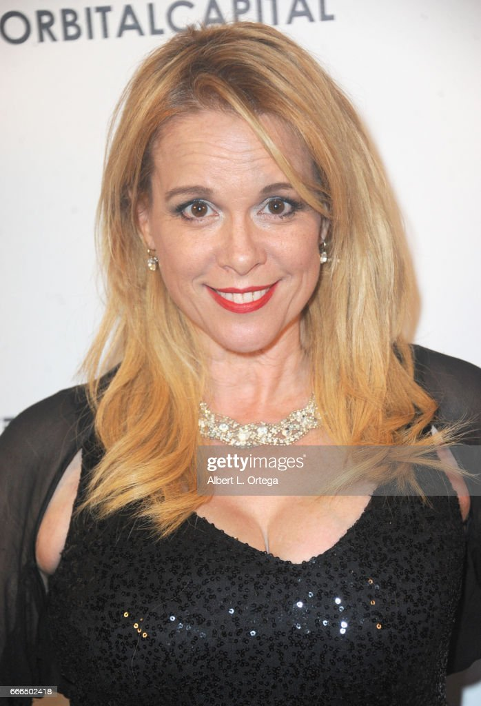 Actress Chase Masterson attends Yuri's Night L.A. held on April 8, 2017 in Los Angeles, California.