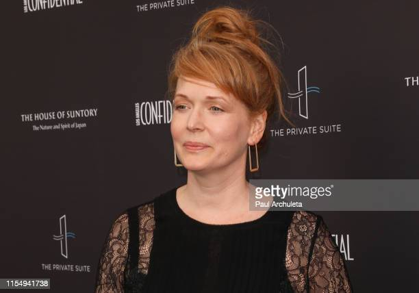 Actress Chelah Horsdal attends the Los Angeles Confidential Magazine Impact Awards at The Line Hotel on June 09 2019 in Los Angeles California