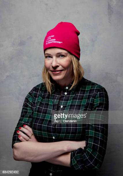 Actress Chelsea Handler is photographed at the 2017 Sundance Film Festival for Los Angeles Times on January 21 2017 in Park City Utah PUBLISHED IMAGE...