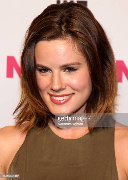 Actress Chelsea Hobbs arrives at NYLON'S May Young Hollywood Event at Roosevelt Hotel on May 12, 2010 in Hollywood, California.