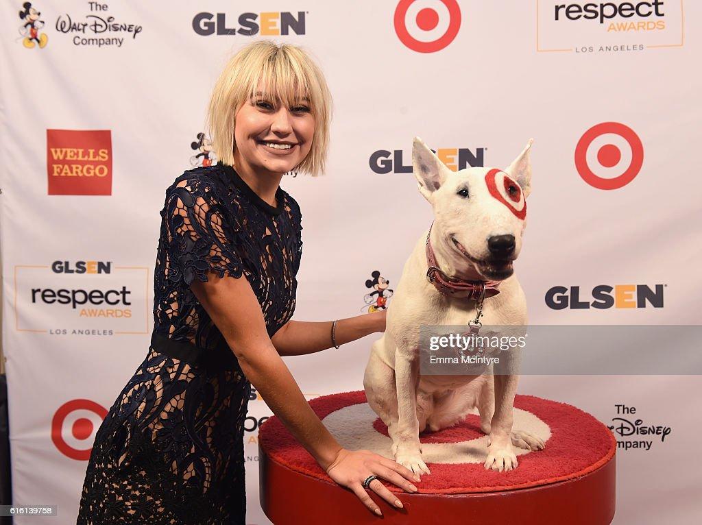 2016 GLSEN Respect Awards - Los Angeles - Red Carpet : News Photo