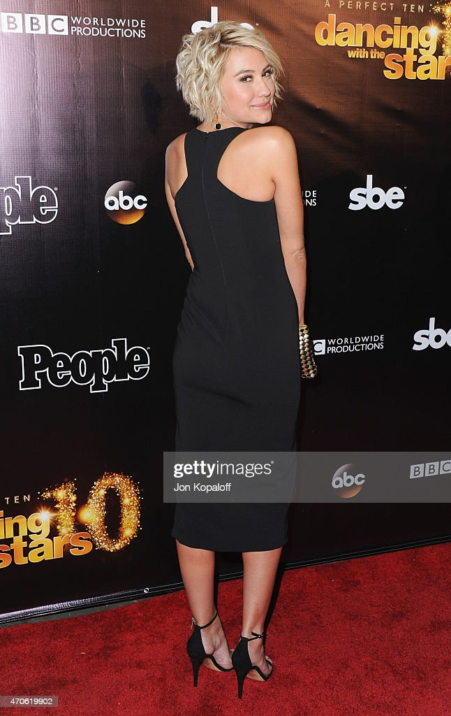 """10th Anniversary Of """"Dancing With The Stars"""" Party"""
