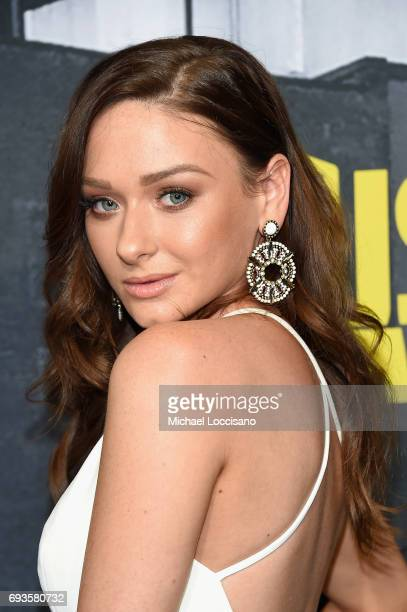 Actress Chelsea Talmadge attends the 2017 CMT Music Awards at the Music City Center on June 7 2017 in Nashville Tennessee