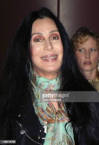 Actress Cher attends the premiere of 'The Magic of Belle Isle' at the Directors Guild of America on June 20 2012 in Los Angeles California