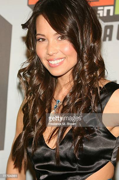 Actress Cher Tenbush arrives to the VH1 Big in '06 Awards held at Sony Studios on December 2 2006 in Culver City California