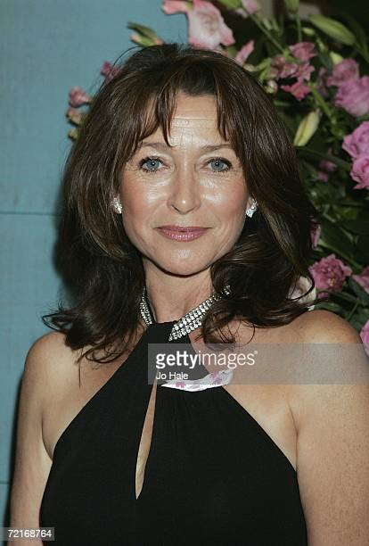 Actress Cheri Lunghi arrives at the Pink Ribbon Ball at the Dorchester Hotel on October 14 2006 in London England