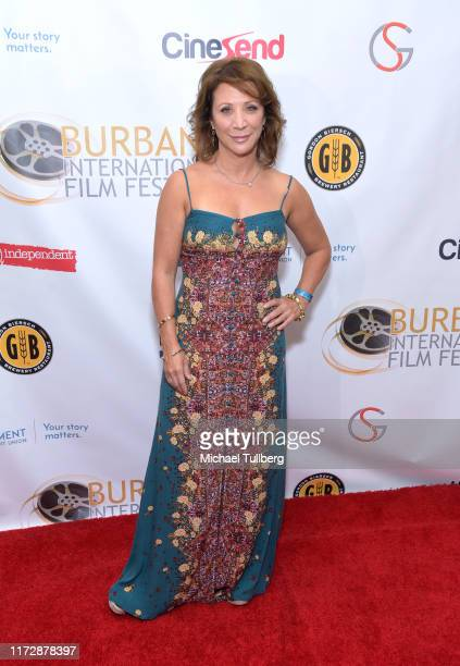 "Actress Cheri Oteri attends the premiere of ""Relish"" at the Burbank International Film Festival at AMC Burbank 16 on September 06, 2019 in Burbank,..."