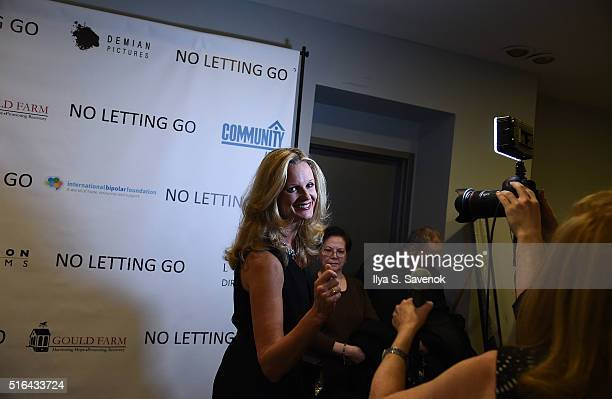Actress Cheryl Allison attends NO LETTING GO Movie NYC Theatrical Premiere at City Cinemas Village East on March 18 2016 in New York City
