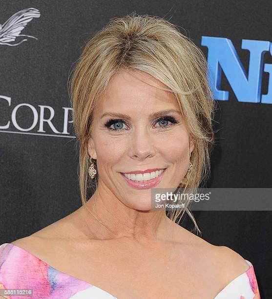Actress Cheryl Hines arrives at the Los Angeles Premiere 'Nine Lives' at TCL Chinese Theatre on August 1 2016 in Hollywood California