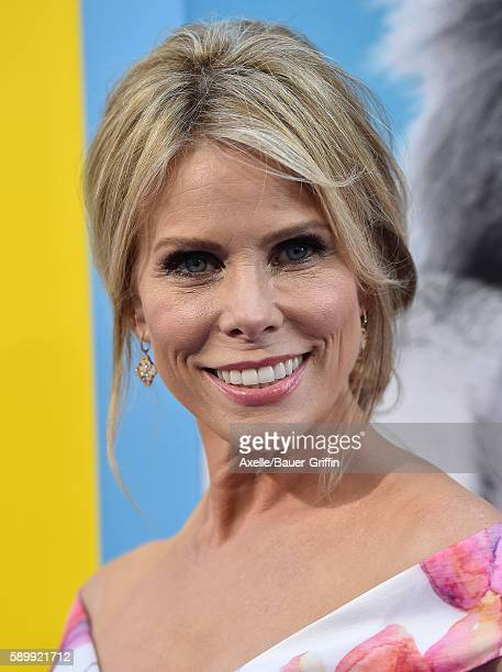 Actress Cheryl Hines arrives at the premiere of EuropaCorp's 'Nine Lives' at TCL Chinese Theatre on August 1 2016 in Hollywood California