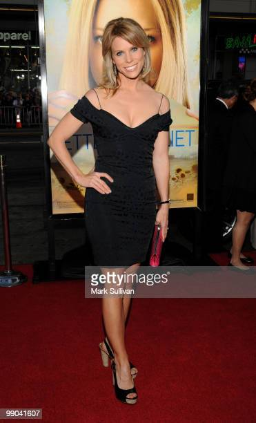 Actress Cheryl Hines arrives for the Los Angeles premiere of Letters To Juliet at Grauman's Chinese Theatre on May 11 2010 in Hollywood California