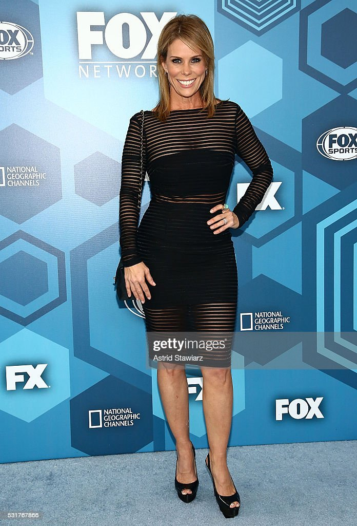 Actress Cheryl Hines attends FOX 2016 Upfront Arrivals at Wollman Rink, Central Park on May 16, 2016 in New York City.