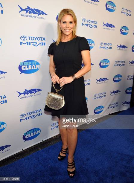 Actress Cheryl Hines attends Keep it Clean to benefit Waterkeeper Alliance on March 1 2018 in Los Angeles California