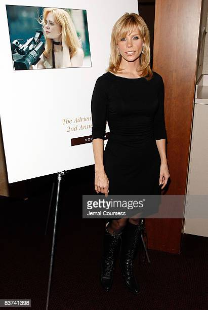 Actress Cheryl Hines attends the 2nd Annual Adrienne Shelly Foundation Fundraising Gala at the Skirball Center at New York University on November 17...