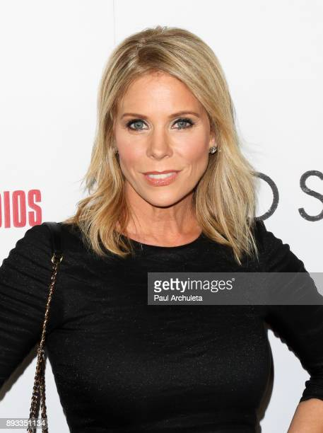Actress Cheryl Hines attends the premiere of 'Hostiles' at the Samuel Goldwyn Theater on December 14 2017 in Beverly Hills California