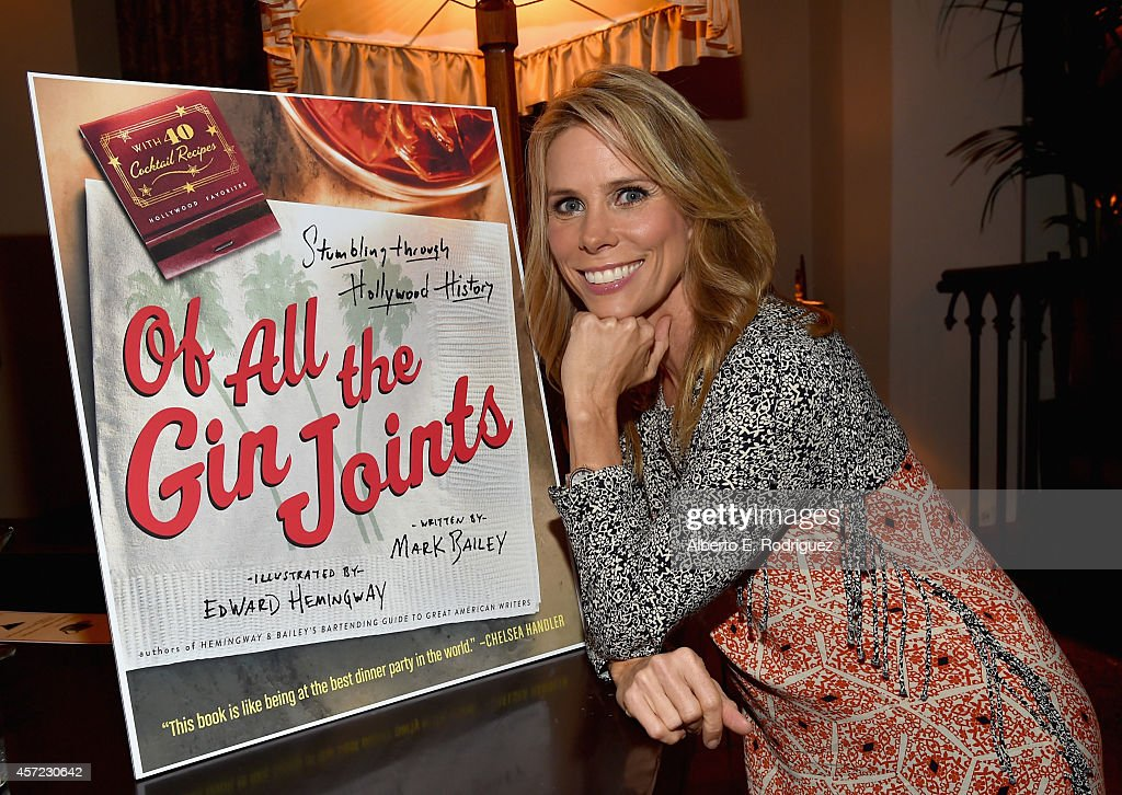 """Publication Celebration Of Mark Bailey And Ed Hemingway's """"Of All The Gin Joints"""""""