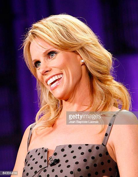 Actress Cheryl Hines of the television show 'In the Motherhood' attends the Disney/ABC Television Group portion of the 2009 Winter Television Critics...