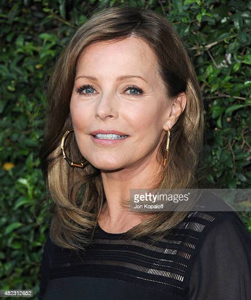 Actress Cheryl Ladd arrives at 2015 Summer TCA Tour Hallmark Channel and Hallmark Movies And Mysteries on July 29 2015 in Beverly Hills California