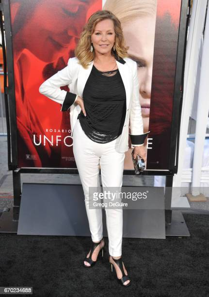 Actress Cheryl Ladd arrives at the premiere of Warner Bros Pictures' Unforgettable at TCL Chinese Theatre on April 18 2017 in Hollywood California