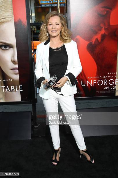 Actress Cheryl Ladd attends the premiere of Warner Bros Pictures' Unforgettable at TCL Chinese Theatre on April 18 2017 in Hollywood California