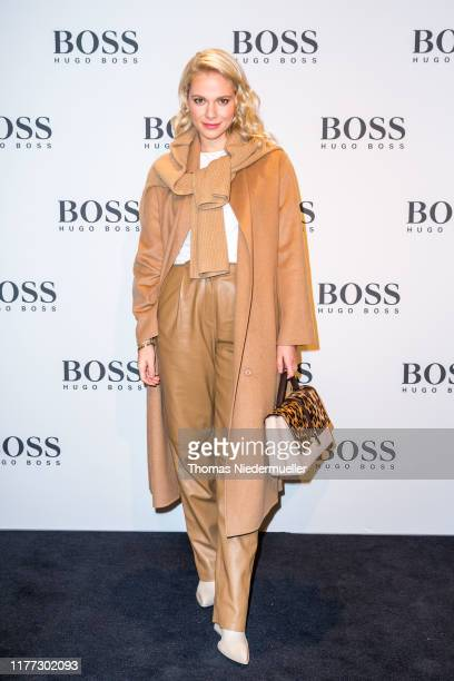 Actress Cheyenne Pahde attends the HUGO BOSS Outlet opening at OutletCity on September 26 2019 in Metzingen Germany