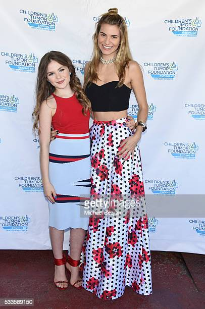 Actress Brittany Curran attends the Heroes For A Cure