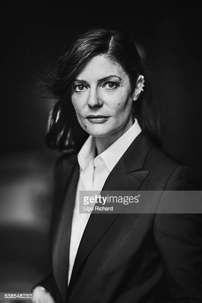 Actress Chiara Mastroianni is photographed for Gala on May 15 2016 in Cannes France