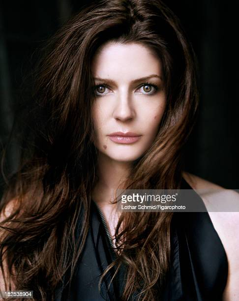 076525002 Actress Chiara Mastroianni is photographed for Madame Figaro on May 31 2007 in Paris France Top Makeup by Sisley PUBLISHED IMAGE CREDIT...